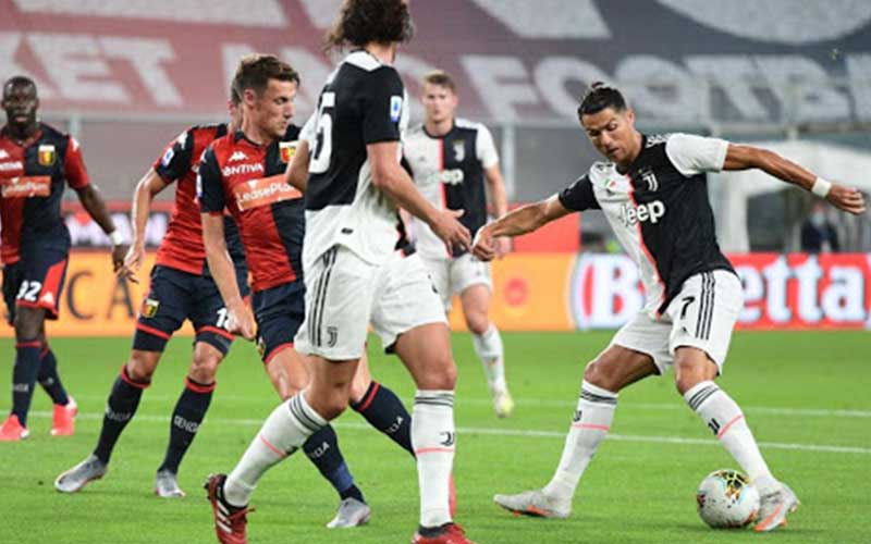 Soi kèo Juventus vs Genoa lúc 20h00 ngày 11/4/2021