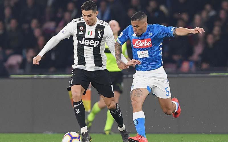 Soi kèo Juventus vs Napoli lúc 23h45 ngày 7/4/2021