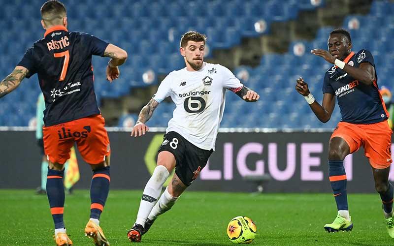 Soi kèo Lille vs Montpellier lúc 2h00 ngày 17/4/2021