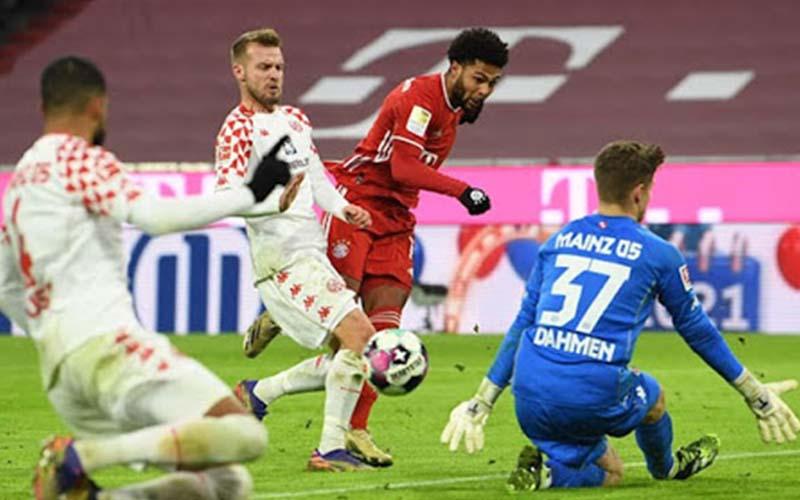Soi kèo Mainz vs Bayern lúc 20h30 ngày 24/4/2021