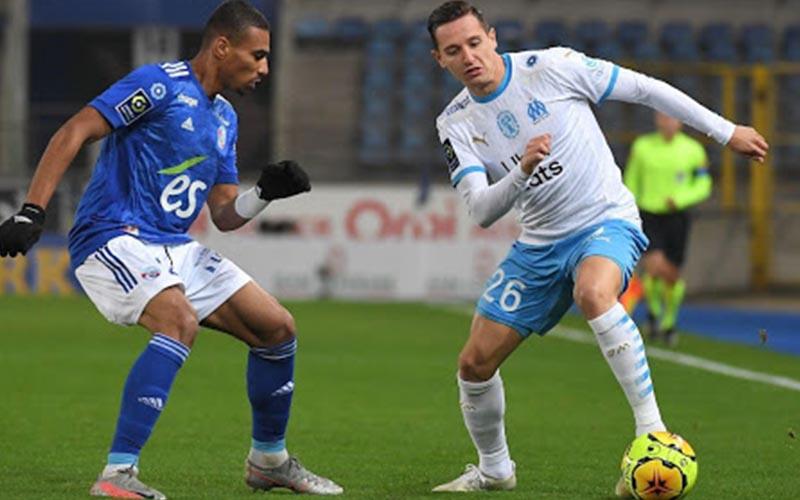 Soi kèo Marseille vs Strasbourg lúc 2h00 ngày 1/5/2021