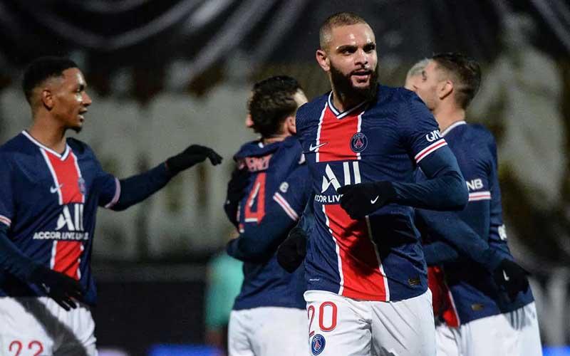 Soi kèo PSG vs Angers lúc 23h45 ngày 214/2021
