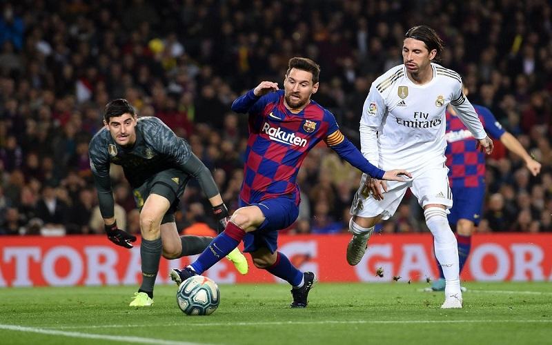 Soi kèo Real Madrid vs Barcelona lúc 02h00 ngày 11/4/2021
