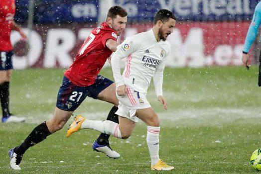 Soi kèo Real Madrid vs Osasuna lúc 2h00 ngày 2/5/2021