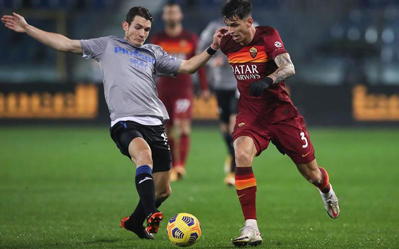 Soi kèo Roma vs Atalanta lúc 23h30 ngày 22/4/2021
