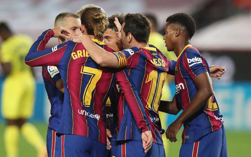 Soi kèo Villarreal vs Barcelona lúc 21h15 ngày 25/4/2021