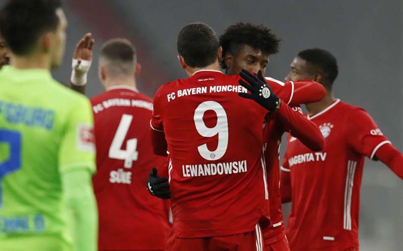Soi kèo Wolfsburg vs Bayern lúc 20h30 ngày 17/4/2021
