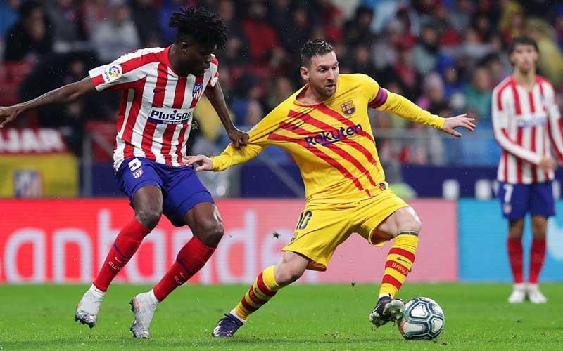 Soi kèo Barcelona vs Atletico Madrid lúc 21h15 ngày 8/5/2021