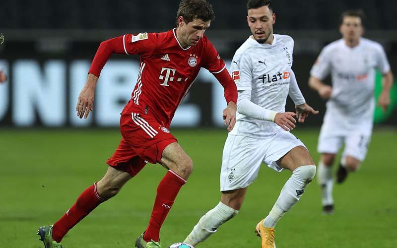 Soi kèo Bayern vs Gladbach lúc 23h30 ngày 8/5/2021