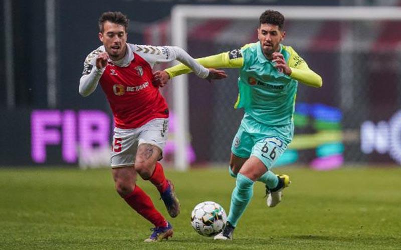 Soi kèo Braga vs Pacos Ferreira lúc 1h00 ngày 6/5/2021
