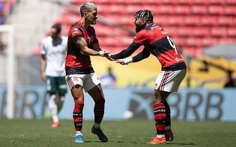 Soi kèo Flamengo vs Palmeiras lúc 2h00 ngày 31/5/2021