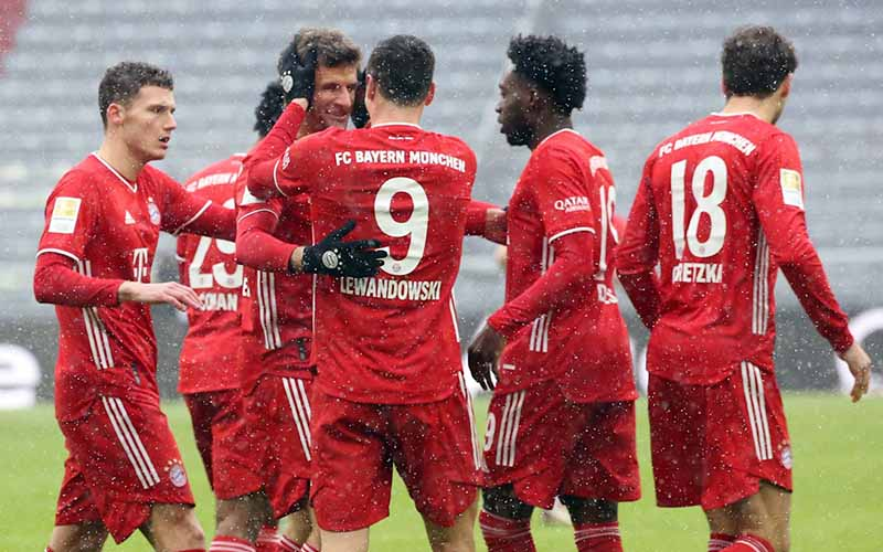 Soi kèo Freiburg vs Bayern lúc 20h30 ngày 15/5/2021