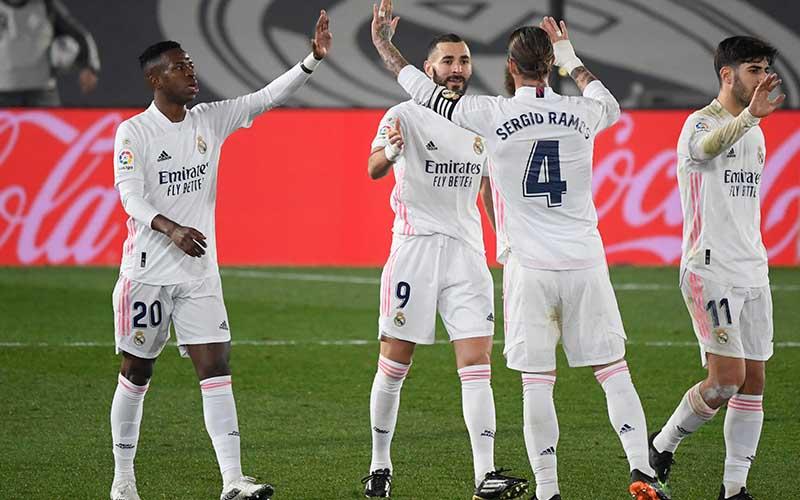 Soi kèo Granada vs Real Madrid lúc 3h00 ngày 14/5/2021