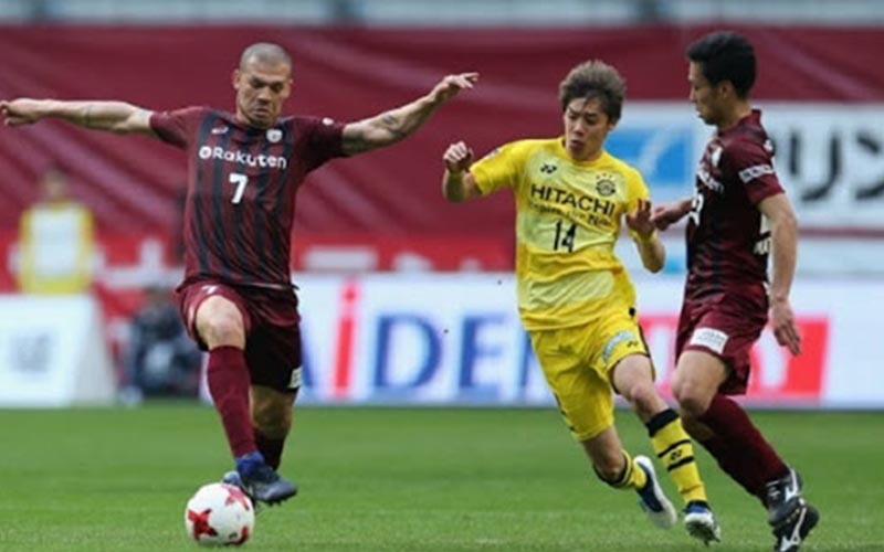 Soi kèo Kashiwa Reysol vs Vissel Kobe lúc 17h00 ngày 26/5/2021