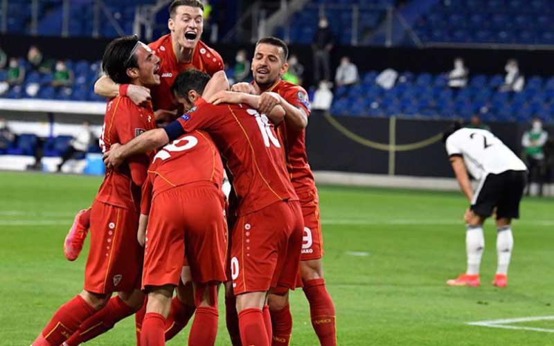 Soi kèo Macedonia vs Slovenia lúc 23h00 ngày 2/6/2021