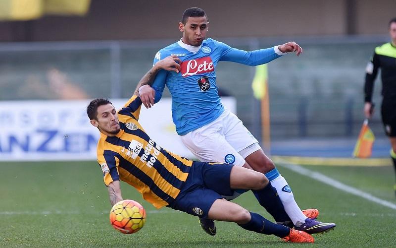 Soi kèo Napoli vs Verona lúc 01h45 ngày 24/5/2021