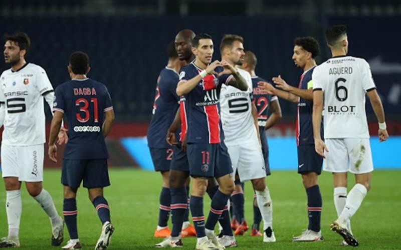Soi kèo Rennes vs PSG lúc 2h00 ngày 10/5/2021