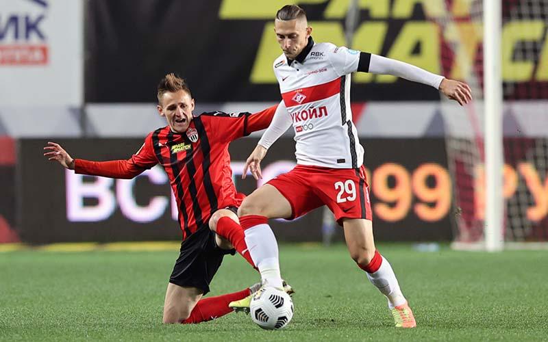 Soi kèo Spartak Moscow vs Khimki lúc 23h00 ngày 10/5/2021