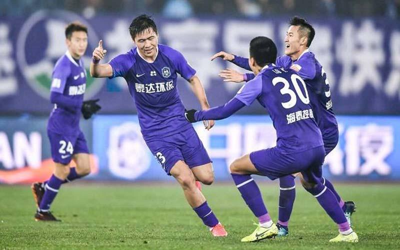 Soi kèo Tianjin Tiger vs Wuhan lúc 17h00 ngày 17/5/2021