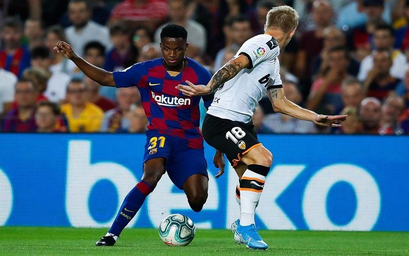 Soi kèo Valencia vs Barcelona lúc 02h00 ngày 3/5/2021