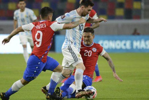 Soi kèo Argentina vs Chile lúc 4h00 ngày 15/6/2021