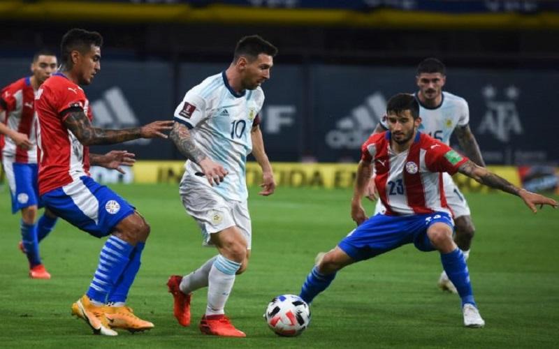 Soi kèo Argentina vs Paraguay lúc 07h00 ngày 22/6/2021