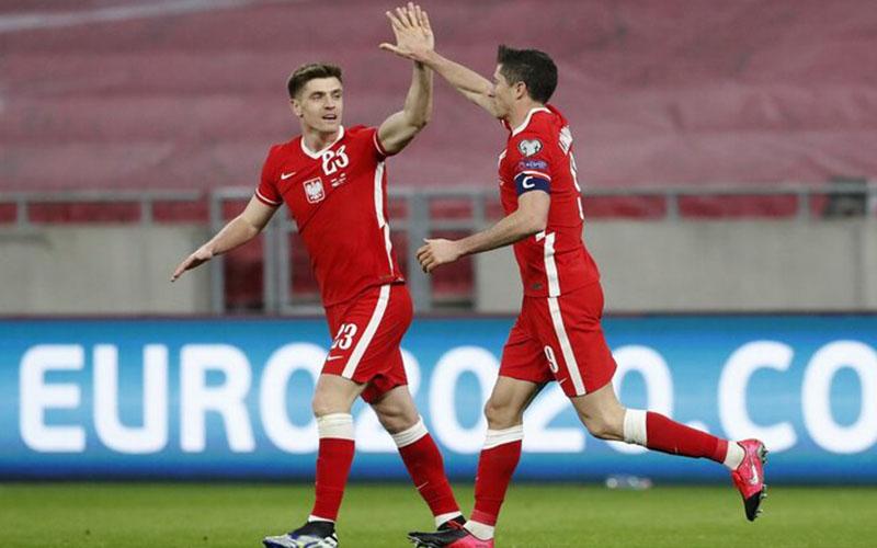 Soi kèo Ba Lan vs Slovakia lúc 23h00 ngày 14/6/2021