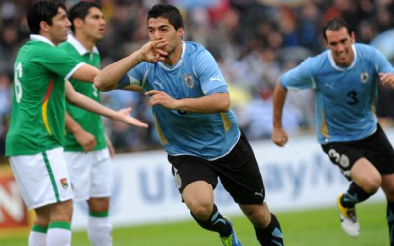 Soi kèo Bolivia vs Uruguay lúc 4h00 ngày 25/6/2021