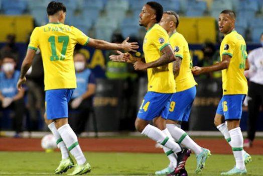 Soi kèo Brazil vs Chile lúc 7h00 ngày 3/7/2021