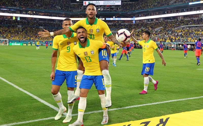 Soi kèo Brazil vs Colombia lúc 7h00 ngày 24/6/2021