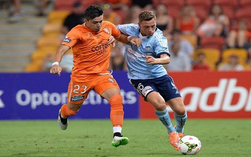 Soi kèo Brisbane Roar vs Sydney lúc 12h05 ngày 5/6/2021