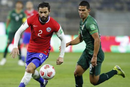 Soi kèo Chile vs Bolivia lúc 4h00 ngày 19/6/2021