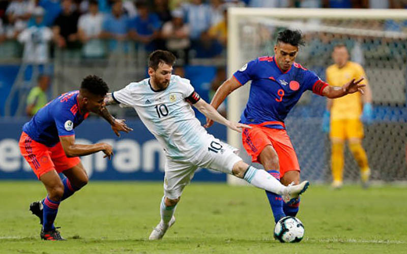 Soi kèo Colombia vs Argentina lúc 6h00 ngày 9/6/2021