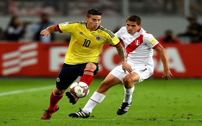 Soi kèo Colombia vs Peru lúc 07h00 ngày 21/6/2021