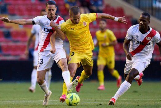 Soi kèo Girona vs Vallecano lúc 2h00 ngày 21/6/2021