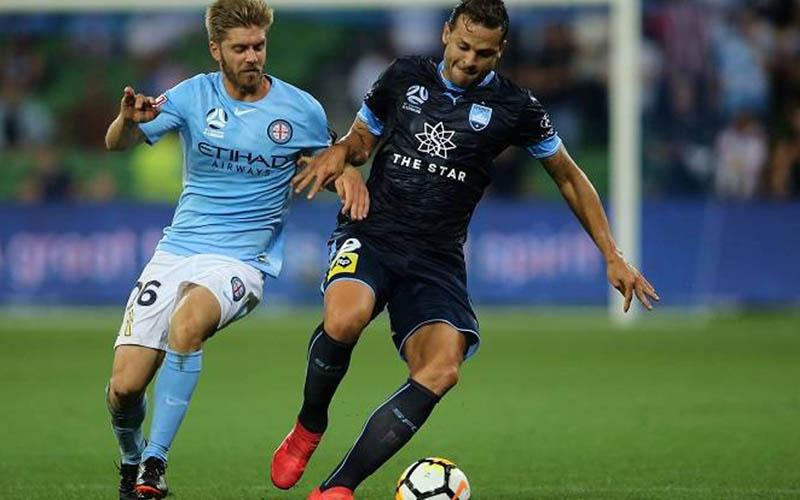 Soi kèo Melbourne City vs Sydney FC lúc 16h05 ngày 26/6/2021