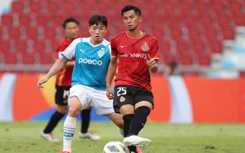 Soi kèo Nagoya Grampus vs Ratchaburi lúc 21h00 ngày 1/7/2021