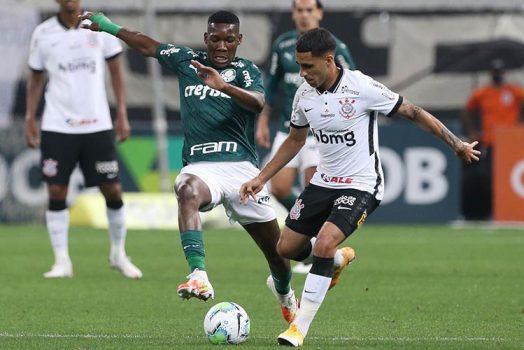 Soi kèo Palmeiras vs Corinthians lúc 5h00 ngày 13/6/2021