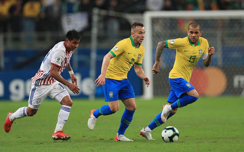 Soi kèo Paraguay vs Brazil lúc 7h30 ngày 9/6/2021