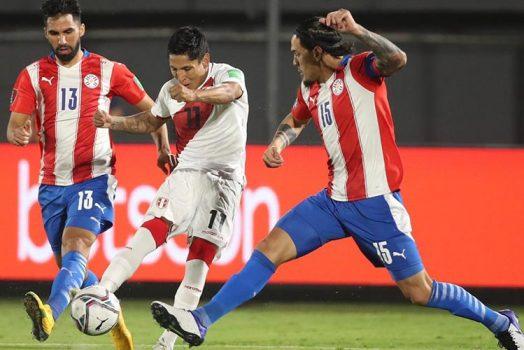 Soi kèo Peru vs Paraguay lúc 4h00 ngày 3/7/2021