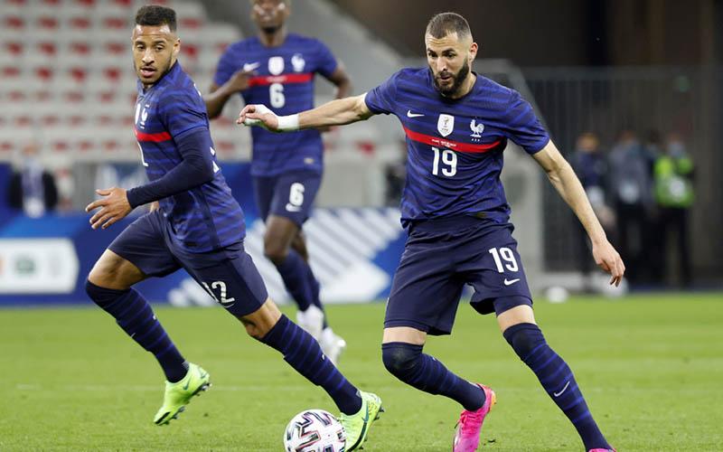 Soi kèo Pháp vs Đức lúc 2h00 ngày 16/6/2021