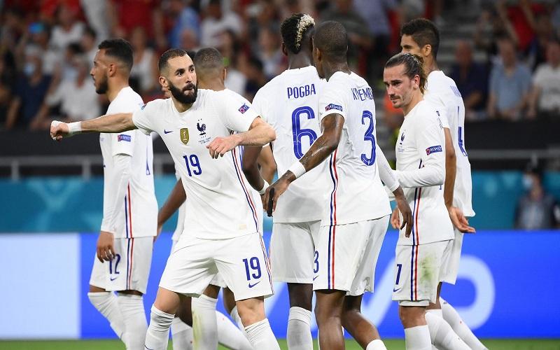 Soi kèo Pháp vs Thụy Sỹ lúc 02h00 ngày 29/6/2021