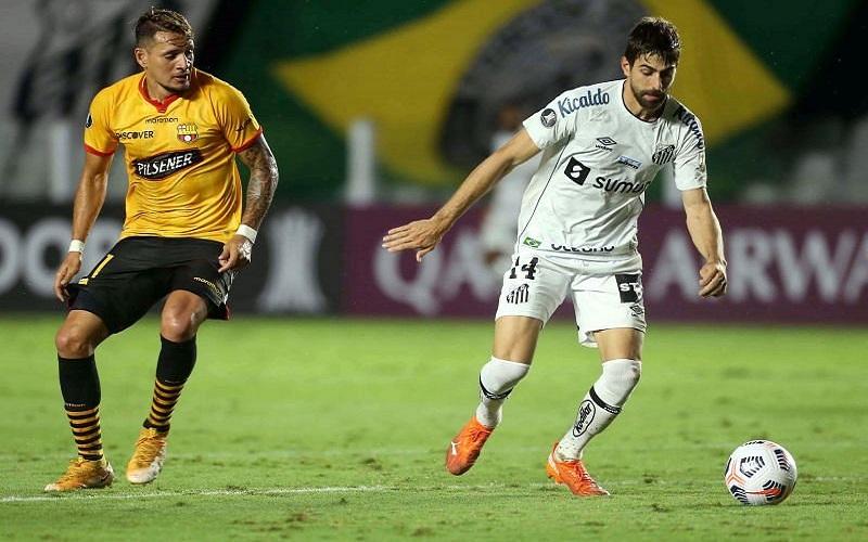 Soi kèo Santos vs Recife lúc 06h30 ngày 1/7/2021