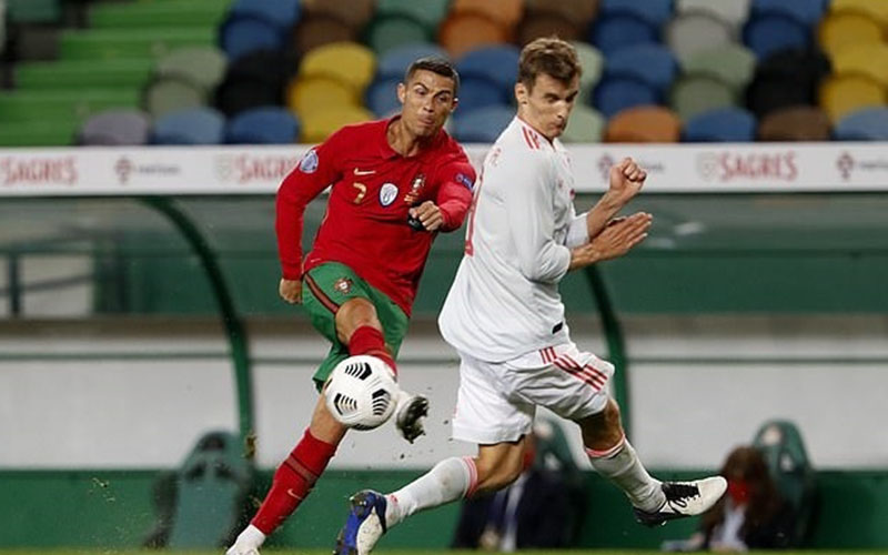 Soi kèo Tây Ban Nha vs Bồ Đào Nha lúc 0h30 ngày 5/6/2021