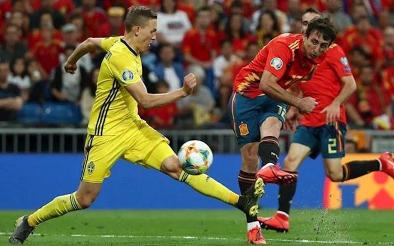 Soi kèo Tây Ban Nha vs Thuỵ Điển lúc 2h00 ngày 15/6/2021