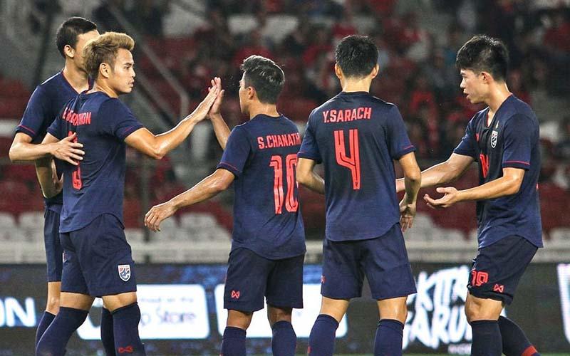 Soi kèo Thái Lan vs Indonesia lúc 23h45 ngày 3/6/2021