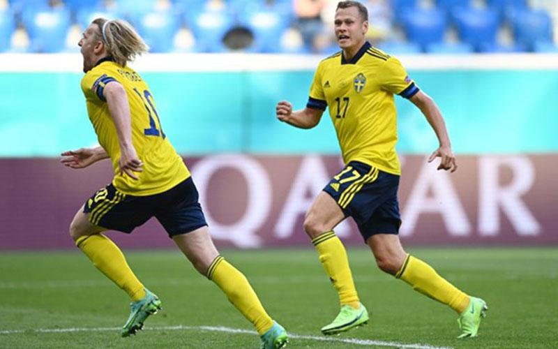 Soi kèo Thuỵ Điển vs Ba Lan lúc 23h00 ngày 23/6/2021