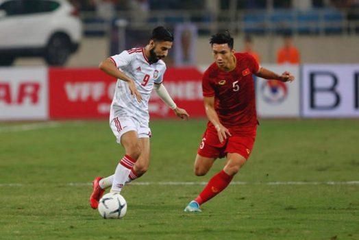Soi kèo UAE vs Việt Nam lúc 23h45 ngày 15/6/2021