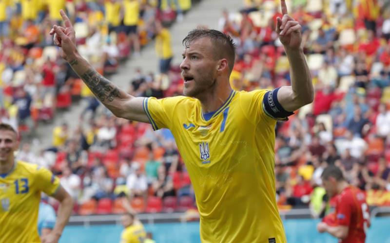 Soi kèo Ukraine vs Áo lúc 23h00 ngày 21/6/2021