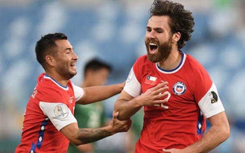 Soi kèo Uruguay vs Chile lúc 4h00 ngày 22/6/2021